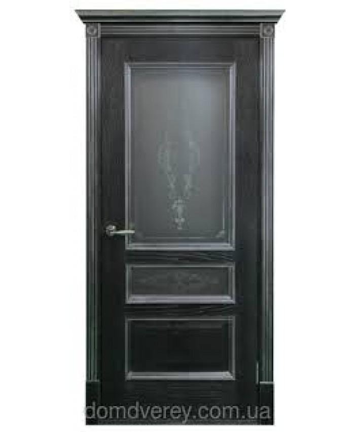 Вена-Ш черная патина (серебро)